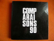 LIVRE D'ART: COMPARAISONS 1990 FRANCE JAPON PEINTURE SCULPTURE TAPISSERIE