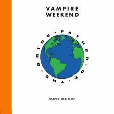 "Vampire Weekend - Father of The Bride (NEW 2 x 12"" ORANGE VINYL LP)"