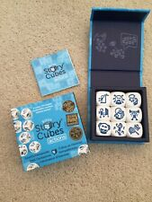Rory's Story Cubes Actions Storytelling Family Dice Game Asmodee Creativity Hub