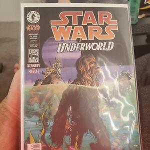 Star Wars Underworld 3 of 5 High Grade Dark Horse Comics CL88-212