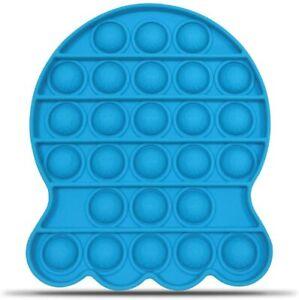 Push Pop Fidget Bubble Sensory Toy Autism ADHD Stress Reliever Silicone Squeeze