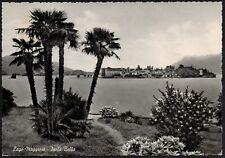 AD4650 Isola Bella (VB) - Panorama - Cartolina postale - Postcard