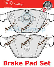 Apec Pastillas de Freno Frontales Set Repuesto de calidad OE pad1635