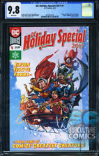 DC UNIVERSE HOLIDAY SPECIAL 2017 #1 - FIRST PRINT - DC COMICS - CGC 9.8