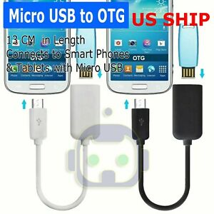 PRO OTG Power Cable Works for Verykool s758 with Power Connect to Any Compatible USB Accessory with MicroUSB