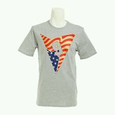 Nike Air Jordan T-Shirt 801121-063 Mens XL AJ 7 Stars and Stripes Tee Gray NWT