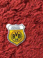 BVB 09 Glitzer Metallic Aufkleber Borussia Dortmund Bundesliga NEU!!