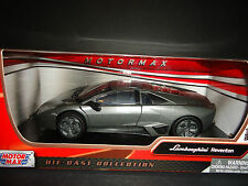 Motormax Lamborghini Reventon Grey 1/24