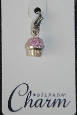 SILPADA Sterling Silver Charm Collection - Sweet Celebration - C2558 - NIB!