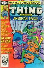 Marvel Two-In-One Annual # 6 (Thing + Ka-Zar & American Eagle) (USA, 1981)