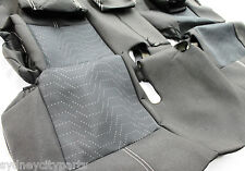 TOYOTA KLUGER SEAT COVERS 2ND ROW GX VERSION GSU5# FROM DEC 2013> NEW GENUINE