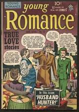 YOUNG ROMANCE #10 SIMON & KIRBY COVER ART