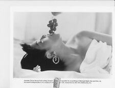 Isabella Chow sucks grapes VINTAGE Photo Sex And Zen