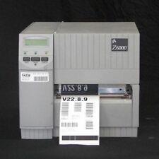 ZEBRA Z6000 Impresora Térmica (Reacondicionada)