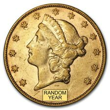 SPECIAL PRICE! $20 Liberty Gold Double Eagle XF (Random Year) - SKU #159354