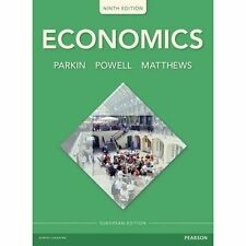 Economics by Melanie Powell, Michael Parkin, Kent Matthews (Paperback, 2014)