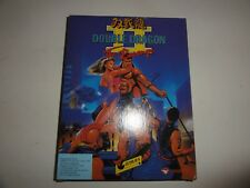 Double Dragon The Revenge Big Box PC  Excellent Box