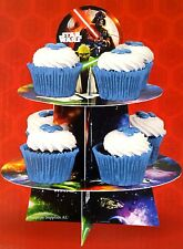 STAR WARS 2-tier party Cupcake Stand **AU Seller!