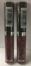 2 X Max Factor Lip Gloss COLOUR PERFECTION Luxe LipGloss , #790 Ipanema Iris NEW