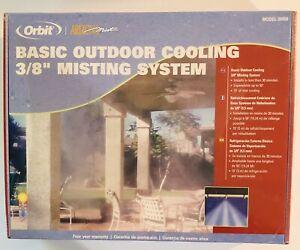 "Orbit Arizona Basic Outdoor Cooling 3/8"" Misting System 30060"