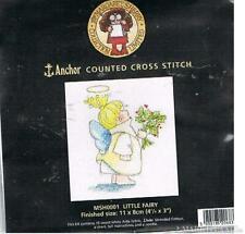 Anchor- Cross stitch kit Margaret Sherry Little Fairy MSH0001
