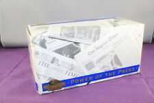 Matchbox Collectibles YPP06 1920 Mack AC 'Pravda' Power of the Press NMIB