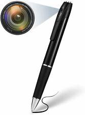Spy Camera Pen 1080P - Hidden Camera with 32GB Memory Card, Spy Pen Camera with