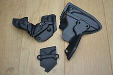 Ducati Panigale 1199 1299 100% Carbon fibre belt engine covers  performance