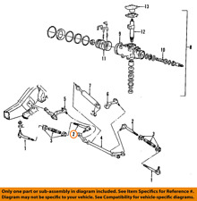 GM 26059036 Genuine OEM Escalade Astro Blazer Yukon Steering Gear Inner Tie Rod