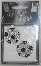 Soccer Balls Cell Phone Sticker Mobile Ice iPhone Sticker iPod Decal BLING