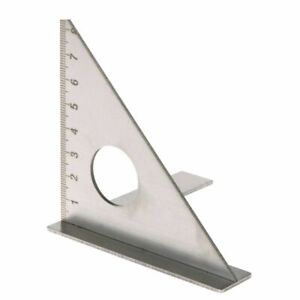 Stainless Steel Triangle Square Rafter Speed Square T And Tri Angle Square Tool
