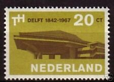 NVPH 876 TH Delft zegel 1967 Postfris