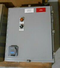 1 NEW SQUARE D 9070T1500D1 TRANSFORMER CONTROL & ENCLOSURE 1500VA 240/480V-120V