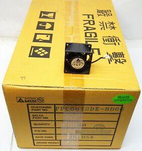 60x Ventola Delta PCF0612DE. 60x60x38mm. 12Vdc brushless SERVER FAN