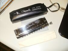 Swan Chromatic Harmonica 10 hole 40 tone ( soft bag package)