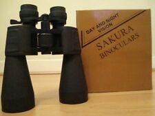 SAKURA LARGE POWERFUL BINOCULARS 10-90X 60 CRYSTAL CLEAR SHARP IMAGE DAY & NIGHT