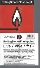 CD--THE ROLLING STONES--FLASHPOINT   IMPORT
