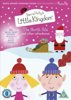 Ben & Hollys Little Kingdom - The North Pole And Other Adventures DVD NEW DVD (E