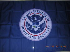 NEW US USA The United States Department of Homeland Security (DHS) Ensign 3X5ft