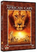 Dvd AFRICAN CATS - (2011) *** Walt Disney ***......NUOVO