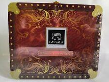 Pure Ceylon Tea In Metal Box Tea Bags 180G Black Tea BOP/BOPF  Gift Box Srilanka