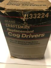 Sears Craftsman Cog Drivers for Cog Drive Power Propelled Mowers Part 71-33224