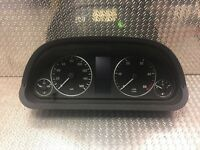 Mercedes DRIVESHAF A W169 CDI SPEEDOMETER INSTRUMENT CLUSTER MPH 1695406347