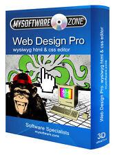Web Design und DTP Software auf Englisch