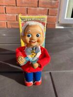 TN Toys Japan Clockwork Bartender In Its Original Box - Near Mint Working Rare