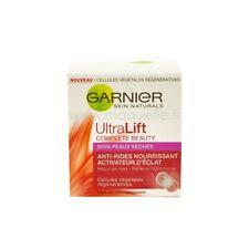 Garnier Ultralift - Soin Jour - Soin peaux sèches - Anti rides nourrissant activ