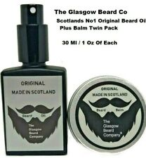 Beard Oil And Balm,100% Natural And Oganic Ingredients,Beard Care At Its Best