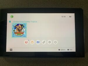 Nintendo Switch Unpatched V1 Tablet Only