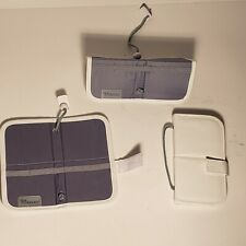 Real Techniques CORE COLLECTION Panoramic Case to Carry & Display Makeup Brushes