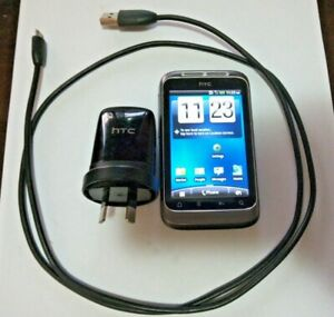 HTC Wildfire S  A510B 3G Wi-Fi Telstra Unlocked Used Phone. Sent from Melbourne
